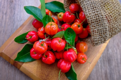 Vitamin C durch Acerola